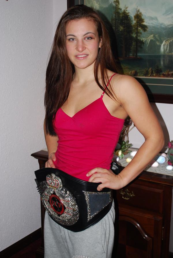 Miesha Tate Bikini