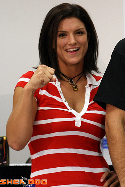 Gina Carano - Images Hot